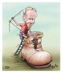 Boot man